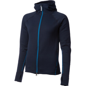Houdini Power Houdi Damen blue illusion/tide